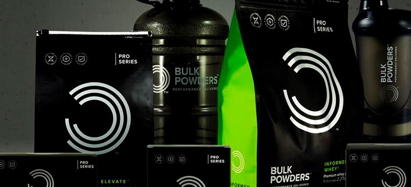Bulk Powders cover image