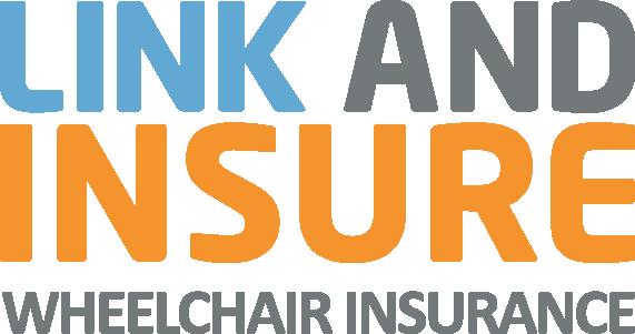 LinkandInsure Wheelchair logo