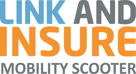LinkandInsure Mobility Scooter logo